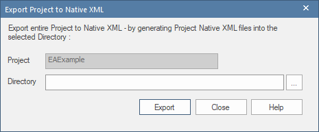 enterprise architect 15.1 native project transfer