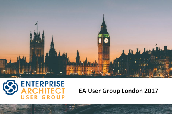 ea user group londres 2017